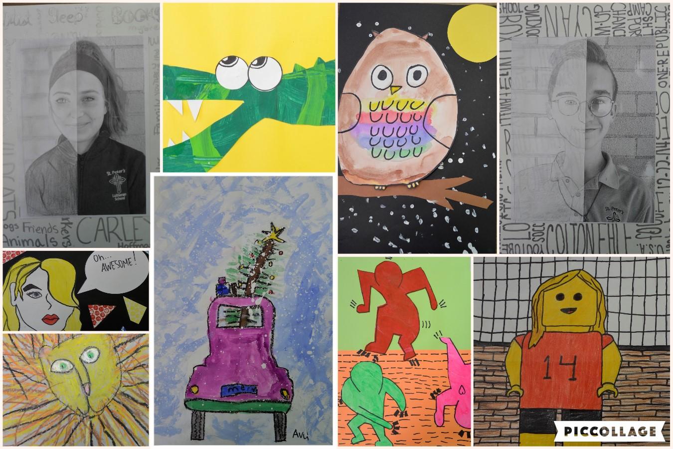 Art Collage 2